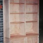 Solid American Hardwood Bookshelf