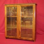Solid Maple Hardwood Knockdown Bookcase