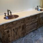 Solid Hardwood Master Vanity