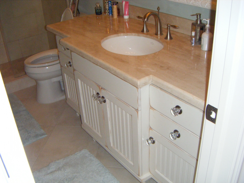 Custom Bathroom Vanities With Drawers custom bathroom cabinets | charles r. bailey cabinetmakers