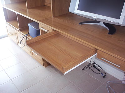 Custom Office Furniture Charles R Bailey Cabinetmakers