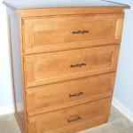 Solid Hardwood Dresser