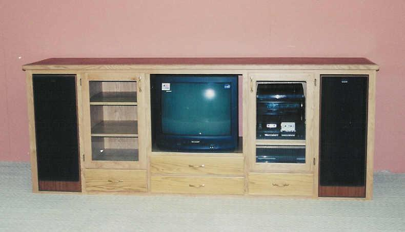 Custom Living Room Furniture And Cabinets Charles R Bailey Cabinetmakers Handcrafted Solid Wood