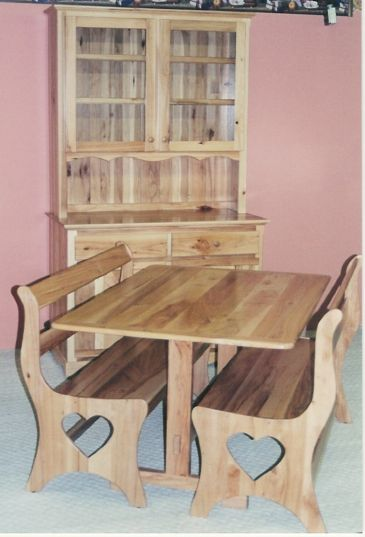 custom dining room cabinets and furniture | charles r. bailey