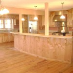 Solid American Hardwood Kitchen