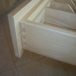 Solid American Hardwood Dovetail Drawer