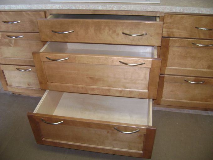 New solid Wood Cabinet Boxes