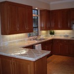 Solid American Maple Hardwood Kitchen