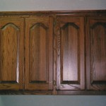 Solid Cathedral Raised Panel Doors
