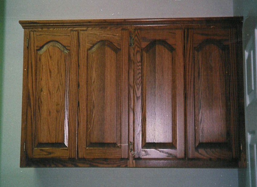 Raised Panel Cathedral Cabinet Doors Gallery Doors Design Modern