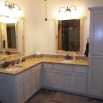 Solid Hardwood Cabin Vanity