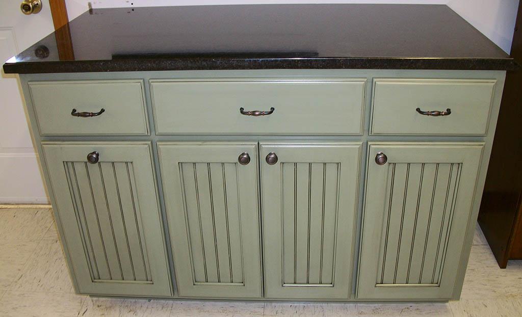 Custom Bathroom Cabinets | Charles R. Bailey Cabinetmakers ...