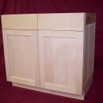 American Hardwood Maple Vanity