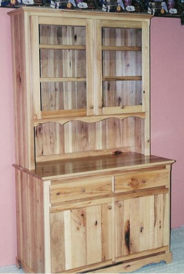 Custom Dining Room Cabinets And Furniture Charles R
