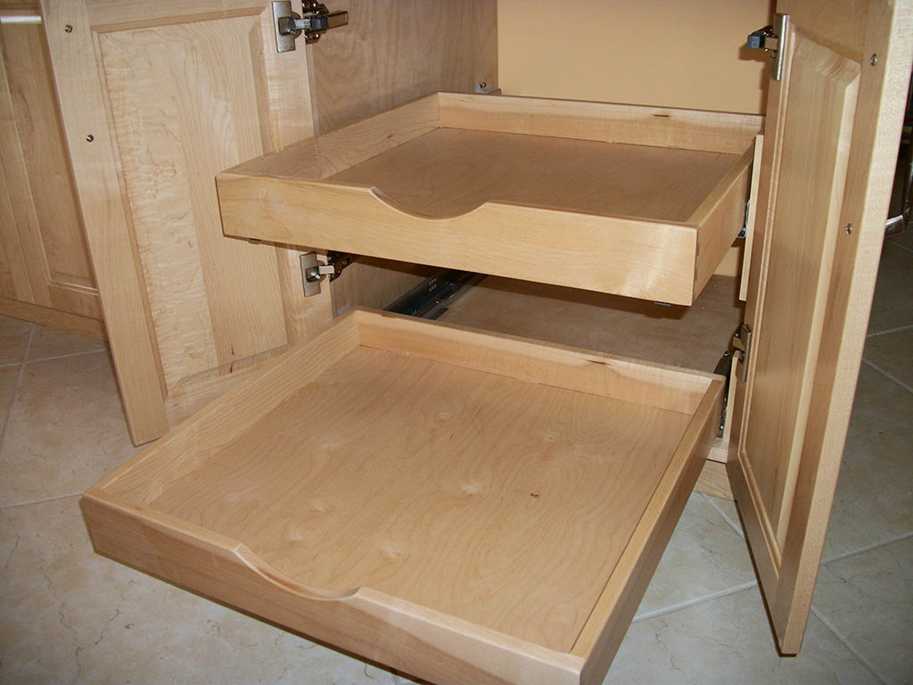 Custom Cabinet Drawers Charles R Bailey Cabinetmakers