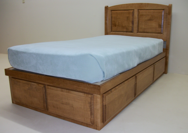 Custom Bedroom Cabinets Amp Furniture Charles R Bailey